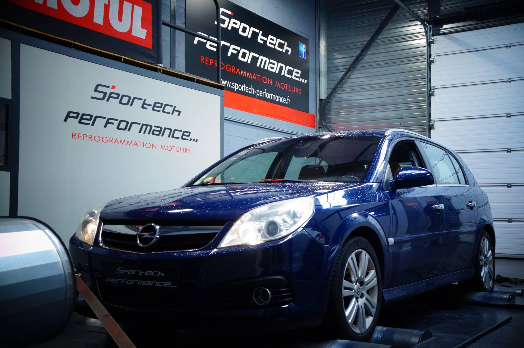 reprogrammation thanol stage 1 opel signum 2 8 250cv sportech performance. Black Bedroom Furniture Sets. Home Design Ideas