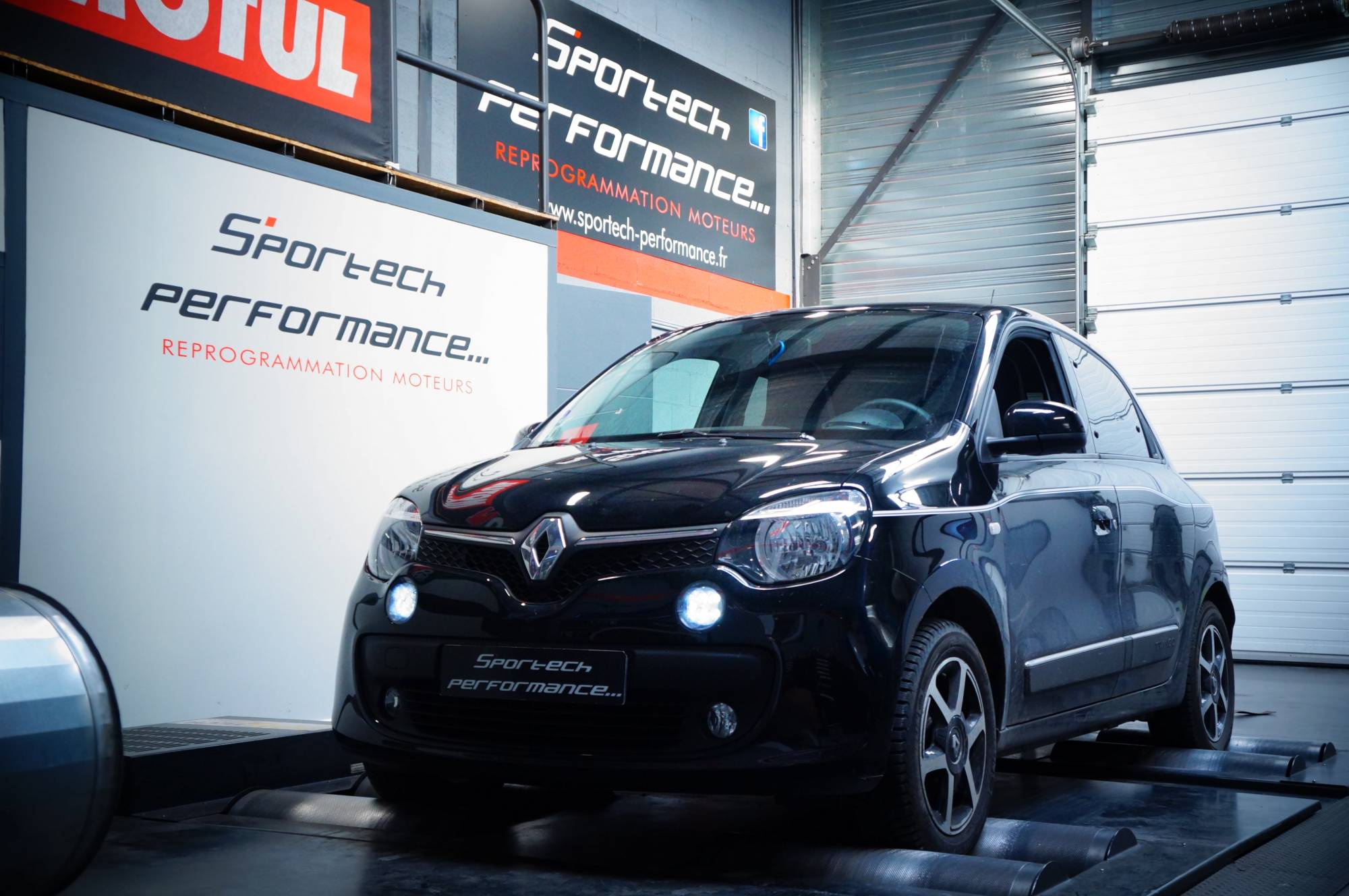 reprogrammation a l 39 thanol stage 1 renault twingo 0 9 tce 90cv sportech performance. Black Bedroom Furniture Sets. Home Design Ideas