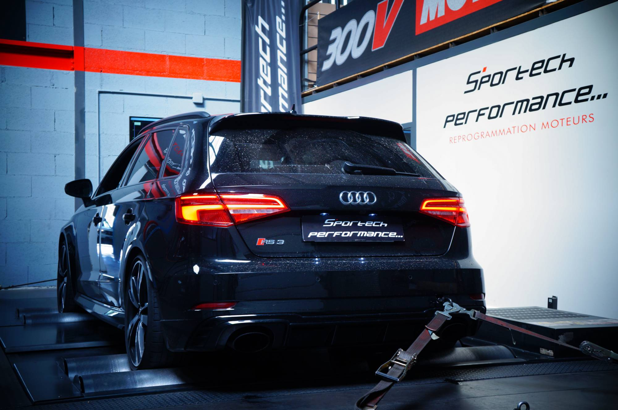 reprogrammation thanol stage 1 audi rs3 2 5t 400cv sportech performance. Black Bedroom Furniture Sets. Home Design Ideas
