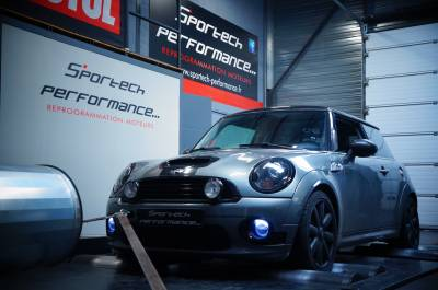 reprogrammation a l 39 thanol stage 1 mini cooper s r65 175cv sportech performance. Black Bedroom Furniture Sets. Home Design Ideas