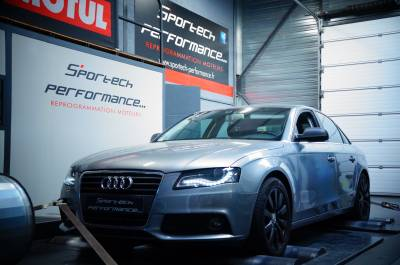 reprogrammation stage 1 audi a4 2 0 tdi 143cv sportech performance. Black Bedroom Furniture Sets. Home Design Ideas